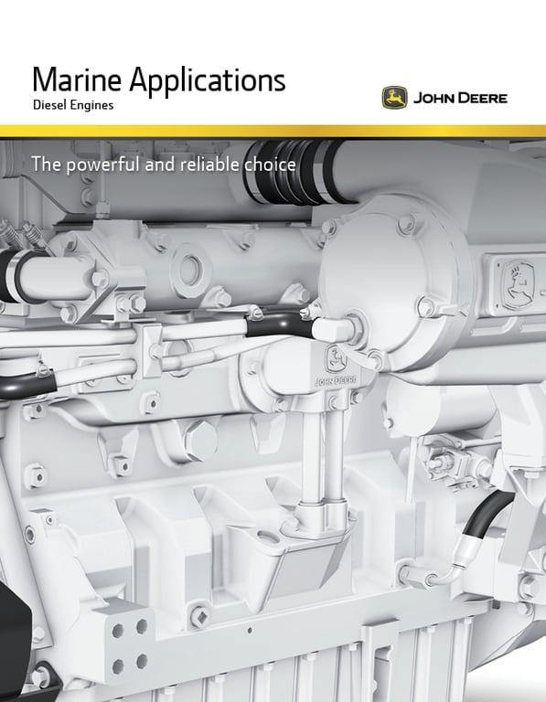 Marine Diesel Engines | John Deere TH