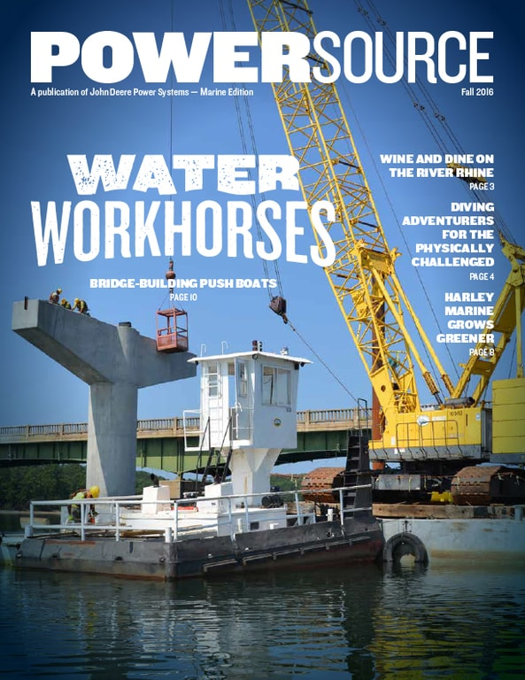 Marine Powersource Fall 2016 issue