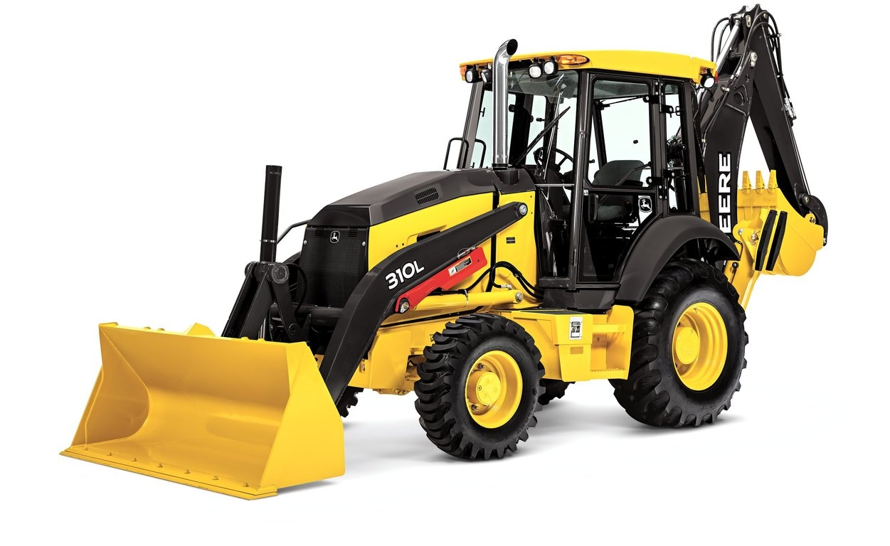 Backhoes - Click for more information