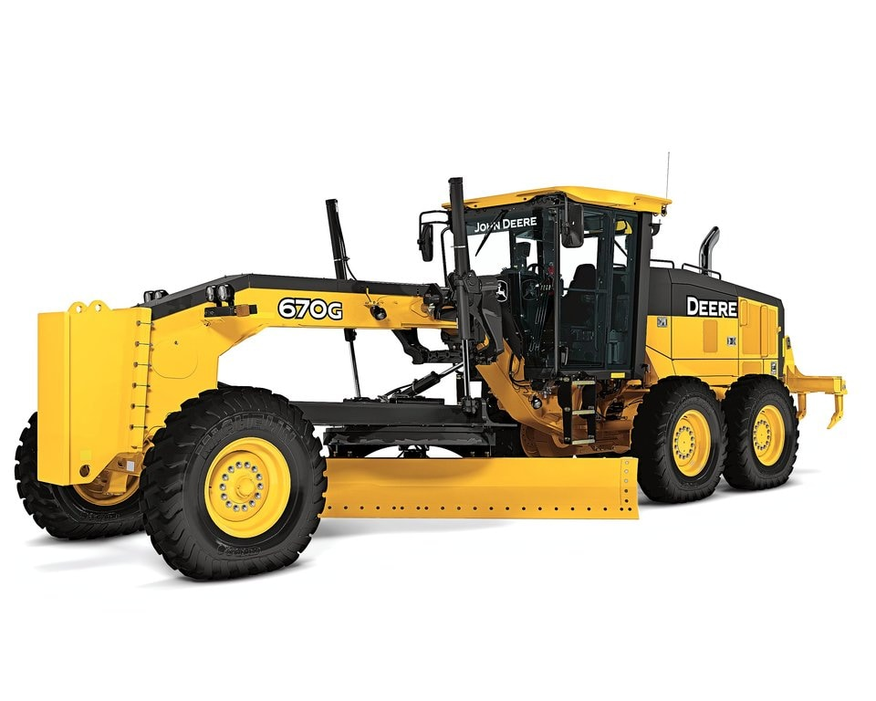 Motor Graders - Click for more information