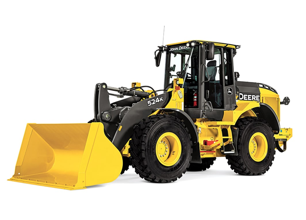 Wheel Loaders - Click for more information