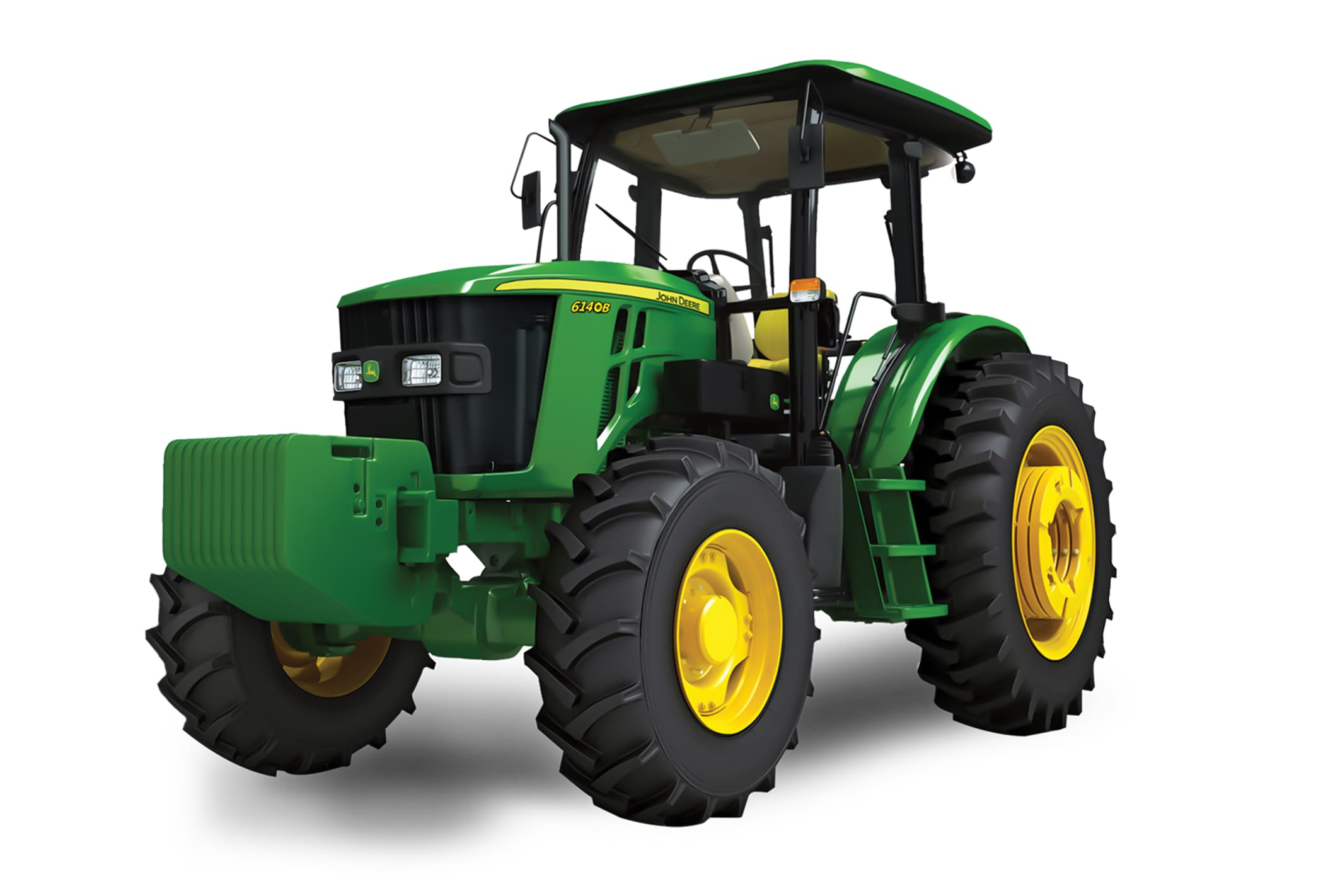 6B Series tractor image